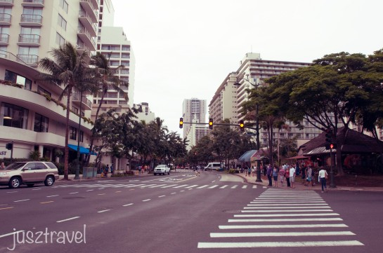 Aahhh. Honolulu is one of my favourite cities!